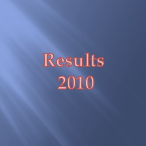 Results 2010
