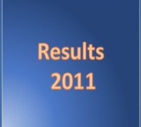 Results 2011