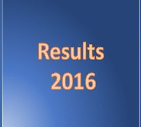 Results 2016