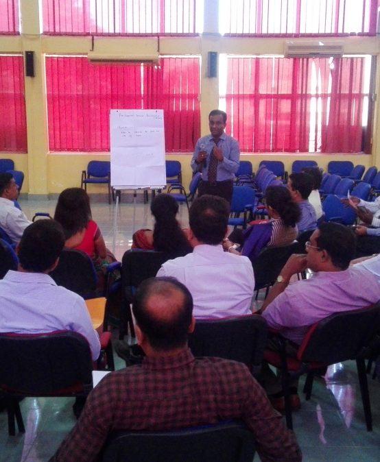 3rd Trainer Training Programme of the PGIM – Batticaloa