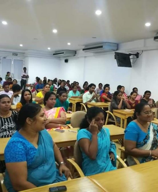 Awareness building workshop on Gender Equality for the non-academic staff of the PGIM