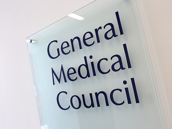 General Medical Council (UK) recognition for the MD Surgery