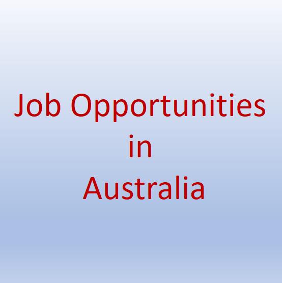 Job Opportunities in Australia for Senior Registrars in General Medicine