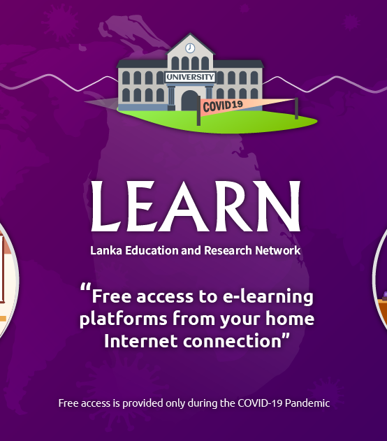 Free Access to University Web and LMS