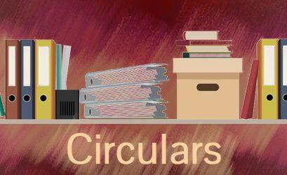 Circulars-2020/2021