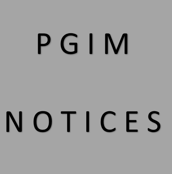 Document collection and receiving point at the PGIM